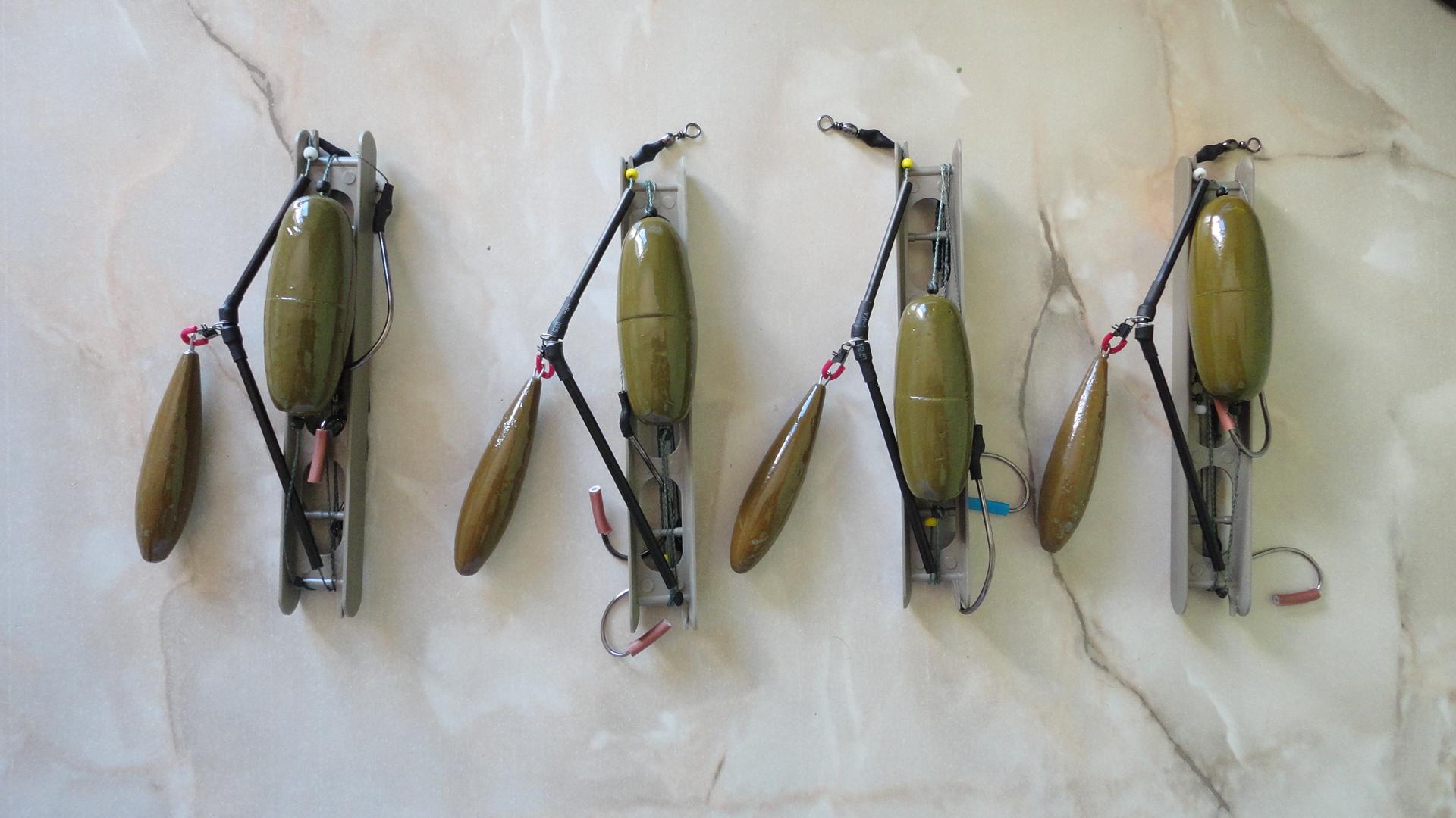 Как сделать перемет и ловить рыбу, не нарушая закон? 79