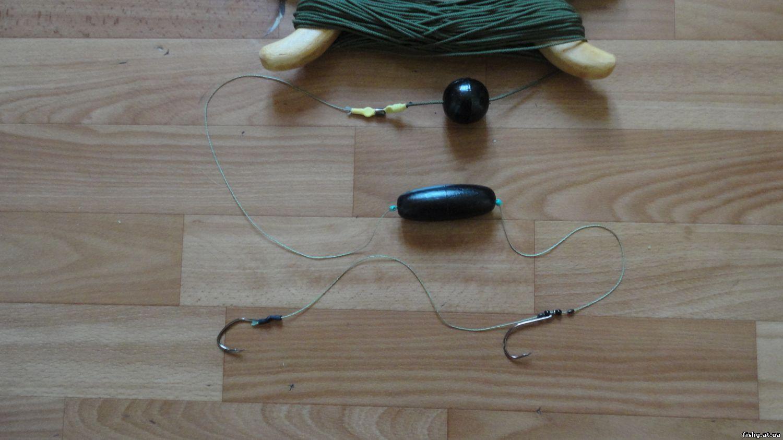 Как сделать перемет и ловить рыбу, не нарушая закон? 8