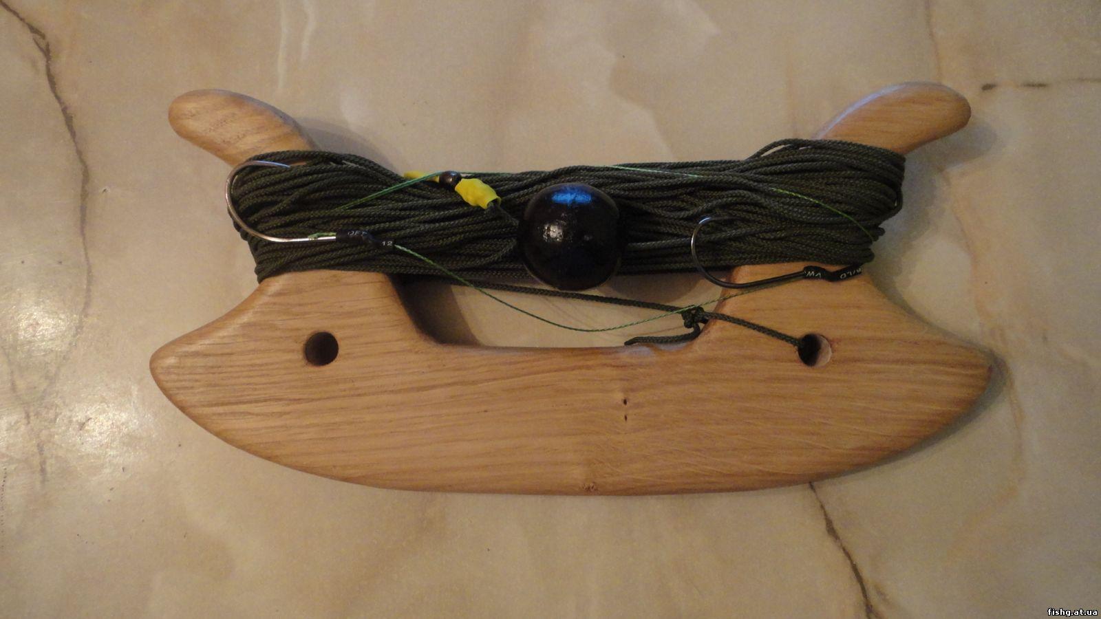 шнур для ловли сома на квок